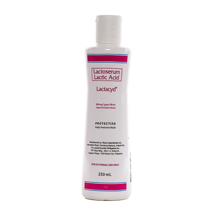 Picture of Lactacyd  Protecting Daily Feminine Wash, LAC07