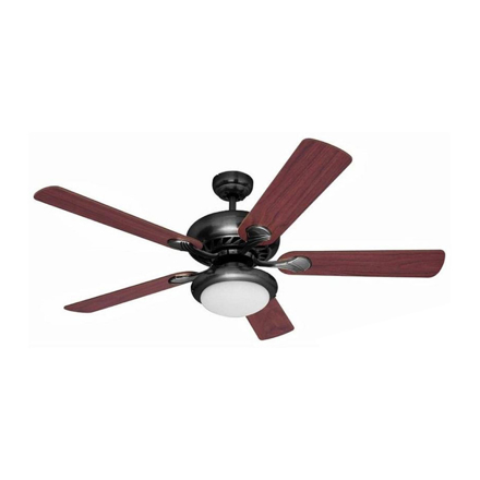 """Picture of Westinghouse Euro Swirl 52"""" Iron Ceiling Fan, WH5SW52IRD"""