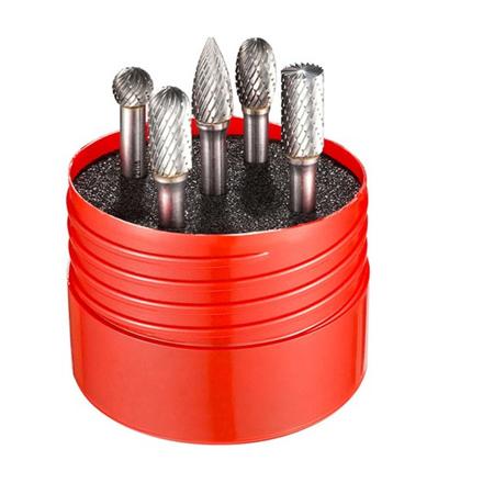 Picture of Dormer Carbide Burr Set (5pcs), P88001