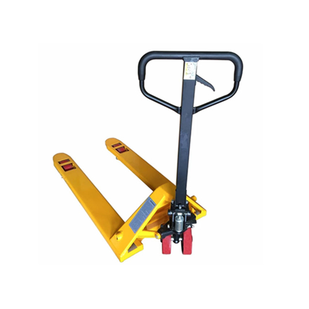 Picture of S-Ks Tools USA Heavy Duty 3 Ton Hydraulic Pallet Truck (Yellow/Black), JMHPT-A-3T