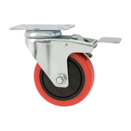 """Picture of Caster Wheel Rubber 8"""", CWR8"""""""