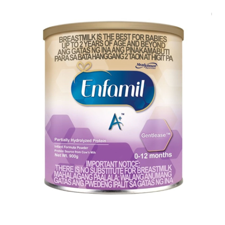 Picture of Enfamil A+ Gentlease 0-12 Months, FR4000001750708