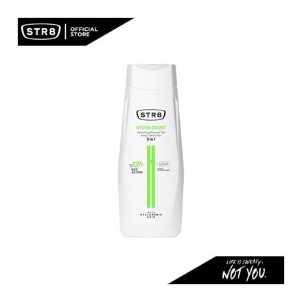 Picture of Str8 Shower Gel 400 ml Hydra Boost, 8571027198