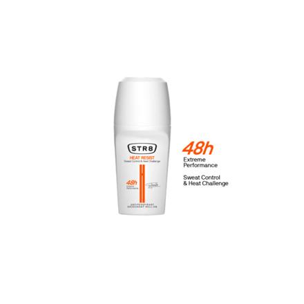 Picture of Str8 Deodorant Roll On 250 ml Heat Resist, 8571027200