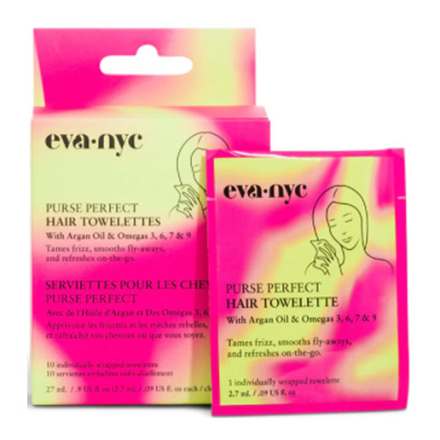 Picture of Eva-Nyc Purse Perfect Hair Towelette, EV50.13353