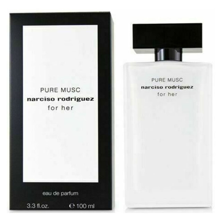 Picture of Narciso Rodriguez Pure Musc Women Authentic Perfume 100 ml, NARCISOPURE