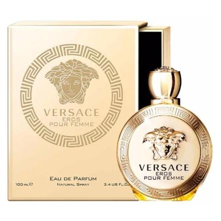 Picture of Versace Eros Pour Femme Women Authentic Perfume 100 ml, VERSACEPOUR