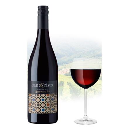 Picture of Santo Cristo Seleccion Garnacha Spanish Red Wine 750 ml, SANTOCRISTOGARNACHA