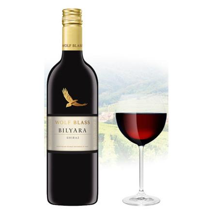 Picture of Wolf Blass Bilyara Shiraz Australian Red Wine 750 ml, WOLFBLASSSHIRAZ