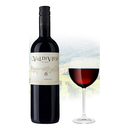 Picture of Valdivieso Merlot Chilean Red Wine 750 ml, VALDIVIESOMERLOT