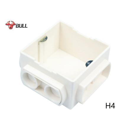 Picture of Bull H4 Utility Box (White), H4