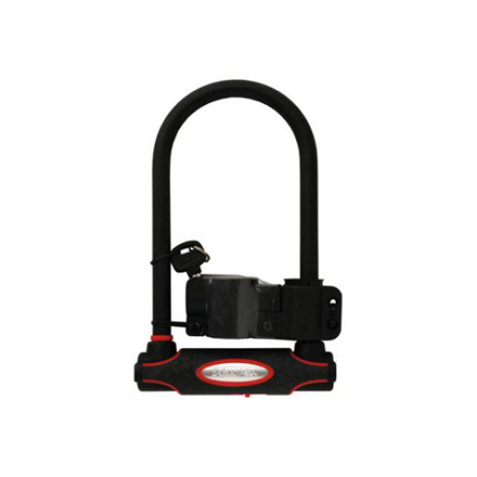 Picture of Master Lock U-Lock High Security Hardened Steel 280 x 110 x 13mm Black, MSP8195DPROLW