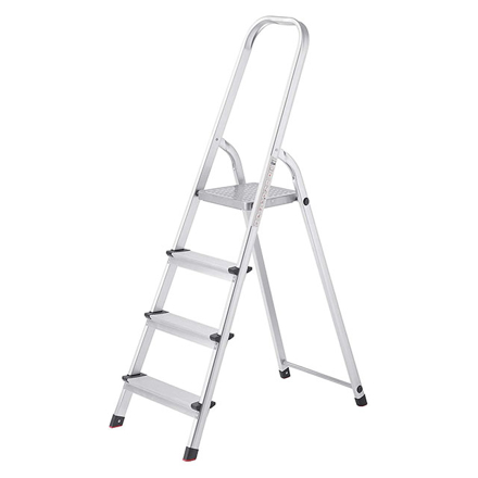 Picture of Jinmao Aluminum 4 Steps Household Step Ladder 150 kg, JMA017104