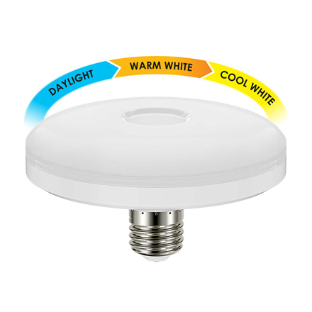 Picture of Firefly Functional LED 3-Color Ceiling Lamp UFO (15 watts, 18 watts), ECL415TC