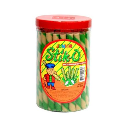 Picture of Stik-O Wafer Stick Jr (Buko Pandan, Strawberry, Ube), STI04