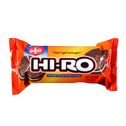 Picture of Fibisco Cookies Hi-Ro (33g 10 packs, 80g, 200g), FIB08
