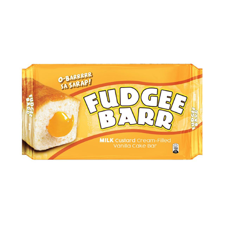 Picture of Rebisco Fudgee Barr 10 packs (Milky craze, Salted caramel, Macapuno), FUD02
