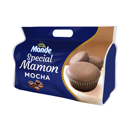 Picture of Monde Mamon Mocha 6x43g, MON09