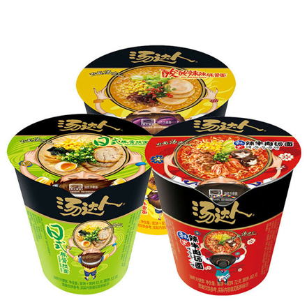 Picture of 12 Cups Tangdaren Instant Noodle Fangbianmian