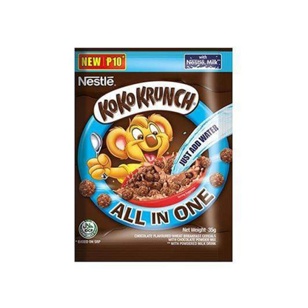 Picture of Nestle Koko Krunch Cereal All in One 35g, KOK01