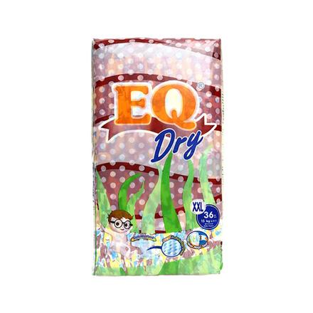 Picture of EQ Diaper Dry XXL 36's, EQ072