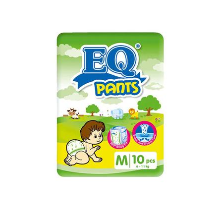 Picture of EQ Diaper Pants Medium (10's, 24's, 40's), EQ081Y