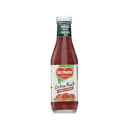 Picture of Del Monte Tomato Ketchup Extra Rich 320g, DEL137