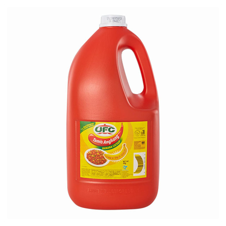 Picture of UFC Banana Catsup 4 kg, UFC05