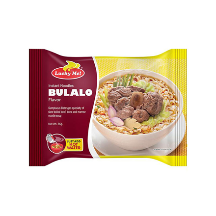 Picture of Lucky Me Instant Noodles Bulalo 55g, LUC113