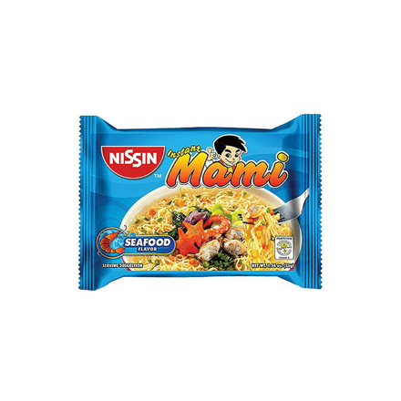 Picture of Nissin Mami Seafood 55g, NIS127