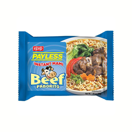 Picture of Payless Instant Mami Beef 55g, PAY01