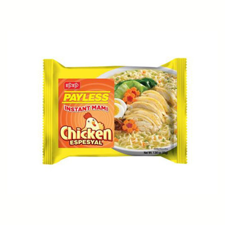 Picture of Payless Instant Mami Chicken 55g, PAY02