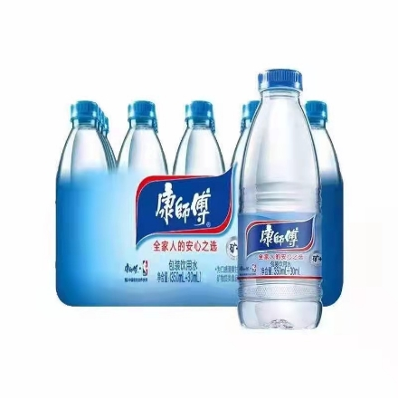 Picture of Kang Shi Fu Mineral Water 380ml, 28 Bottle/ Box