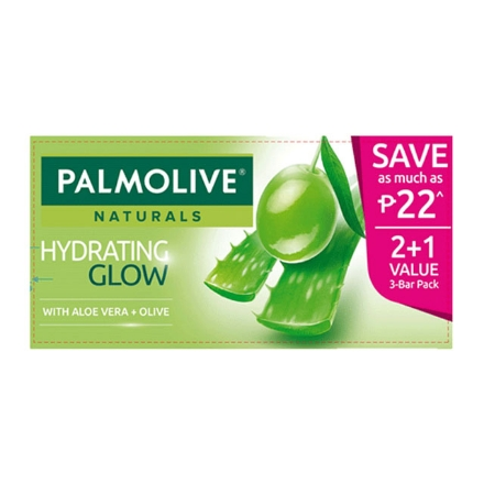 Picture of Palmolive Naturals Soap Hydrating Glow 80g, PAL92
