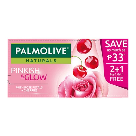Picture of Palmolive Naturals Soap Pinkish & Glow 115g, PAL93