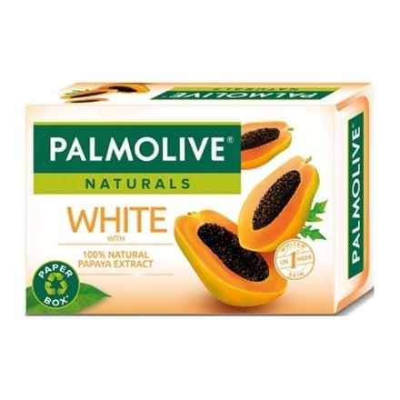 Picture of Palmolive Naturals Soap White w/  Natural Papaya 115g, PAL71