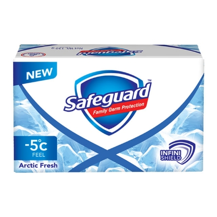 Picture of Safeguard Soap Arctic Fresh 130g, SAF14