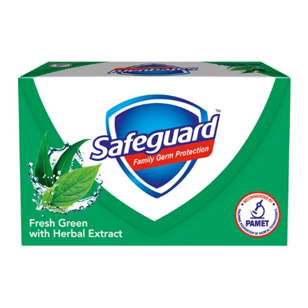 Picture of Safeguard Soap Green Fresh 130g, SAF101