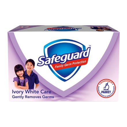 Picture of Safeguard Soap Ivory White Care 130g, SAF22