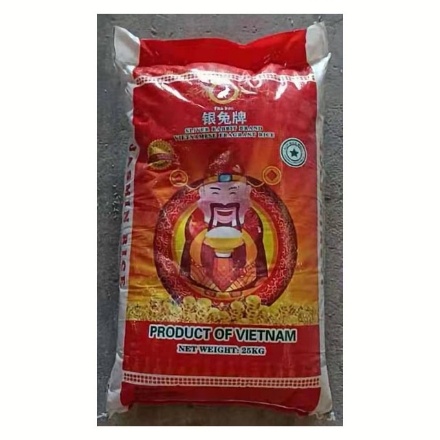 Picture of Red Rabbit Rice 1 Sack (25 kilos)