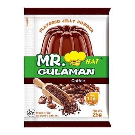Picture of Mr. Hat Gulaman Powder Coffee 10's (25g), MRH11