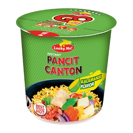 Picture of Lucky Me! Instant Pancit Canton Cup Kalamansi 70g, LUC58