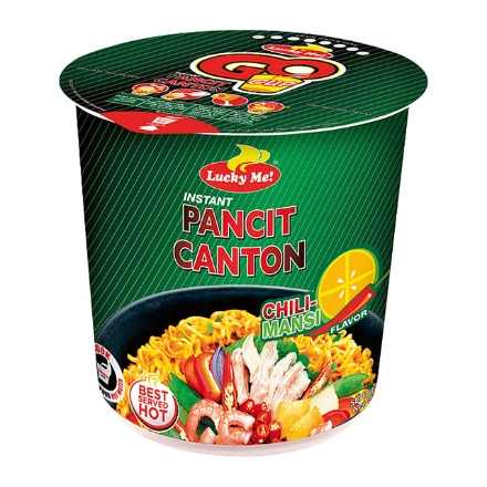 Picture of Lucky Me! Instant Pancit Canton Cup Chilimansi 70g, LUC73