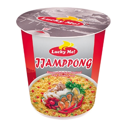 Picture of Lucky Me! Go Cup Jjamppong 70g, LUC51
