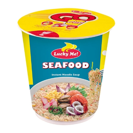 Picture of Lucky Me! Go Cup Seafood 70g, LUC50
