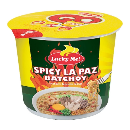 Picture of Lucky Me! Go Cup Mini Spicy Batchoy 40g, LUC69
