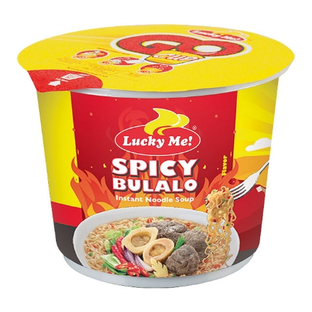 Picture of Lucky Me! Go Cup Mini Spicy Bulalo 40g, LUC65