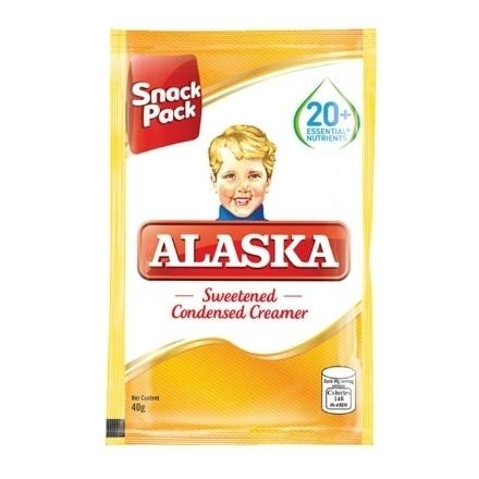 Picture of Alaska Condensed Milk Plain (40g, 168ml, 300ml), ALA30