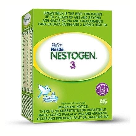 Picture of Nestogen Three Milk 1-3 Years Old (135g, 340g, 700g, 1.3 kg, 1.8 kg), NES63