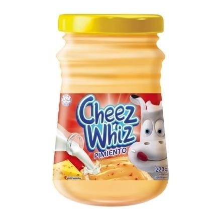 Picture of Cheez Whiz Pimiento 220g, CHE21